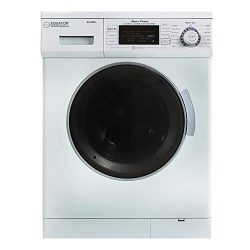 Equator 24 inch New Version All-in-One Combo Washer-Dryer, Vented or Ventless, 1200 RPM, Auto Wa ...