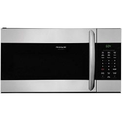 Frigidaire FGMV176NTF 30″ Gallery Series Over the Range Microwave with 1.7 cu. ft. Capacit ...