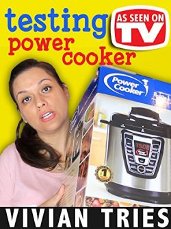 Review: Power Cooker As Seen on TV Testing