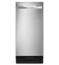 Whirlpool TU950QPXS Undercounter 15W in. Trash Compactor – Stainless Steel