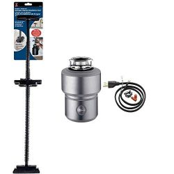 InSinkErator Insinkerator Excel Evolution 1 HP Garbage Disposal With Soundseal Plus Technolog, P ...