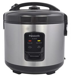 Panasonic SR-JN185 10-Cup (Uncooked) Electric Rice Cooker & Multi-Food Steamer