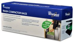 Whirlpool W10351647RB 15-Inch Plastic Compactor Bags 8