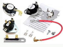 Parts & Accessories WHIRLPOOL DRYER THERMOSTAT KIT 3977767 3392519 3387134 3399848 3977393