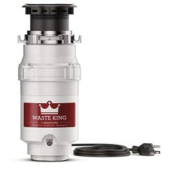 Waste King L-111 Garbage Disposal (Certified Refurbished)