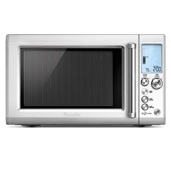 Breville RM-BMO734XL The Quick Touch Microwave Oven, Silver