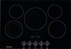 Frigidaire FGEC3068UB Gallery Series 30 Inch Electric Smoothtop Style Cooktop with 5 Elements in ...