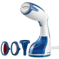 Naturalife Garment Steamer, Wrinkle Remover, Clean and Sterilize, 30s Fast Heat-up, Auto Shut-Of ...