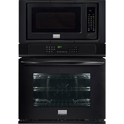 Frigidaire FGMC3065PBGallery 30″ Black Electric Combination Wall Oven – Convection