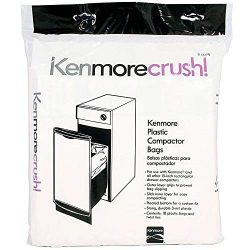 Kenmore 13370 Trash Compactor Bag, 10-Pack Genuine Original Equipment Manufacturer (OEM) Part