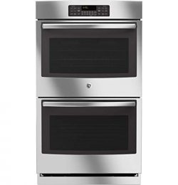 GE JT3500SFSS 30″ Stainless Steel Electric Double Wall Oven (Certified Refurbished)