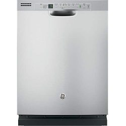 GE GDF610PSJSS 24″ Energy Star Built In Dishwasher with 16 Place Settings in Stainless Ste ...