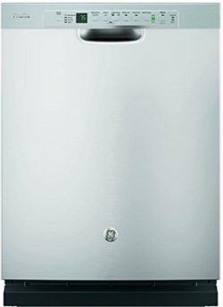 GE PDF820SSJSS Profile 24″ Stainless Steel Full Console Dishwasher – Energy Star