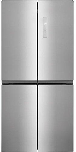 Frigidaire FFBN1721TV 33 Inch 4 Door French Door Refrigerator with 17.4 cu. ft. Total Capacity,  ...