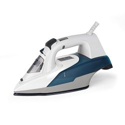 Westinghouse Clothing Steam Iron with LCD Display – Non-Stick Ceramic Soleplate Steam Press Iron ...