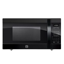 Kenmore Elite 2.2 cu. ft. Counter Top Microwave Oven w/ Inverter – Black 79399