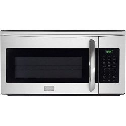 Frigidaire Gallery FGMV175QF 30″ 1.7 cu. ft. Over-the-Range Microwave Oven with 300 CFM Ve ...