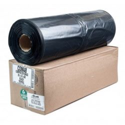 Black Compactor Bags 34″ x 45″ 3.5 Mil 100/Roll