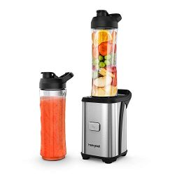 Homgeek Personal Mini Blender Smoothie Maker, Smoothie Single Serve Blender Portable Juicer Cup, ...
