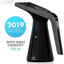 ANVISH Steamer for Clothes Portable Powerful Fabric Handheld Garment Steamer and Wrinkle Remover ...