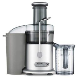 Breville Juice Fountain Plus 800W 1.1Qt Dual Speed Electric Juicer – JE98XL