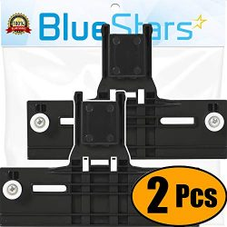 [ Upgraded ] Ultra Durable W10350376 Dishwasher Top Rack Adjuster Replacement part by Blue Stars ...