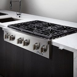 Discovery 48″ Gas Rangetop,, In Stainless Steel With Liquid Propane