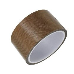 PTFE Tape/Teflon Tape for Vacuum Sealer Machine,Hand or Impulse Sealer(2-inch x 33 feet)-Fits Fo ...