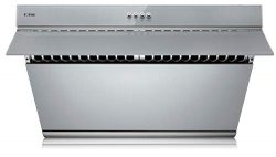FOTILE JQG7502.G 30″ Range Hood Under Cabinet Kitchen Stainless Steel Wall Mount with Mech ...