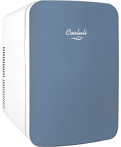 Cooluli Infinity 15-liter Compact Cooler/Warmer Mini Fridge for Cars, Road Trips, Homes, Offices ...