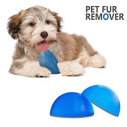 Pet Hair Remover Fit for Laundry Dryer Dog Cat Fur Lint Catcher