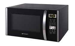 Emerson 1.5 CU. FT. 1000W Convection Microwave Oven with Grill Touch Control Countertop, Stainle ...