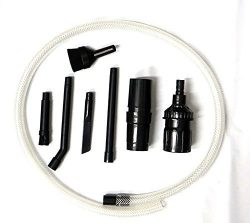Quilt In A Day Mini Micro Vacuum Kit – 8 pieces fits all vacuums