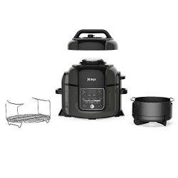 NINJA OP300 Pressure Cooker with Crisper (Certified Refurbished)