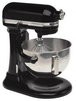 KitchenAid Professional 5 Plus Series Stand Mixers –  Onyx Black