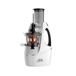 Heaven Fresh Slow Masticating Juicer, Provide You Anti-Oxidation Juice. (75mm Wide Mouth chute,  ...
