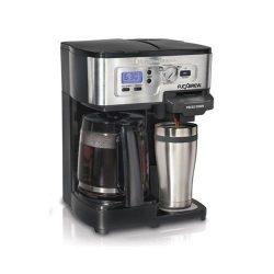 Hamilton Beach 49983 2-Way FlexBrew Coffeemaker (Certified Refurbished)