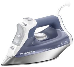 Rowenta DW8061 Professional Auto Shut Off Steam Iron with 330-Hole Stainless Steel Soleplate, 17 ...