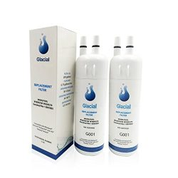 Refrigerator Water Filter Compatible with ED-R1RXD1 W10-295370A Filter 1 Kenmore 9930(2 Pack)