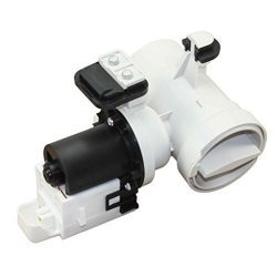 W10730972 Washer Drain Pump For Whirlpool 8540024, W10130913, W10117829, AP4308966, PS1960402 (O ...