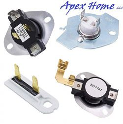 3387134 High-Limit Thermostat 3392519 Dryer Thermal Fuse 3977393 Thermal Cut-off Switch 3977767  ...