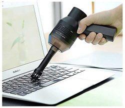 Vacuum Handheld Cordless Automotive Lightweight Portable Rechargable Computer Cleaner