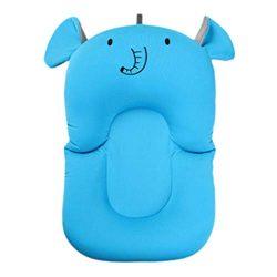 Baby Safer Bather for Infant Bathing in Sink Bathtub or Plastic Bather to Cushion Their Newborn  ...