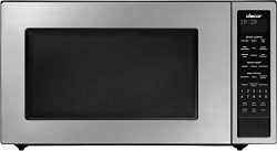 Dacor DMW2420S 24″ Distinctive Series Counter Top or Built-In Microwave in Stainless Steel