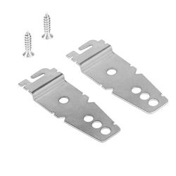 Dishwasher Mounting Bracket Whirlpool Kit 2 Pack + 2 Mounting Screws – Undercounter Dishwa ...
