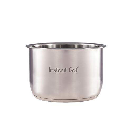 Genuine Instant Pot Stainless Steel Inner Cooking Pot – Mini 3 Quart (Renewed)