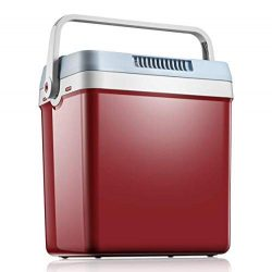 Mini Fridge Electric Cooler and Warmer for Car and Home 27.5 Quart Car Refrigerator with Dual 12 ...