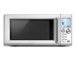 Breville Quick Touch Intuitive Microwave w/ Smart Settings – BMO734XL