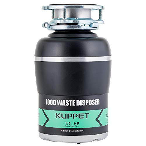 Garbage Disposals Kuppet 1 2 Hp Food Waste Disposer With