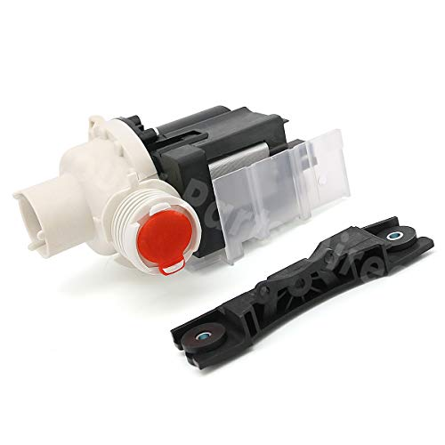 137221600 Washer Drain Pump Replacement for Electrolux Kenmore Frigidaire – Replaces 13710 ...
